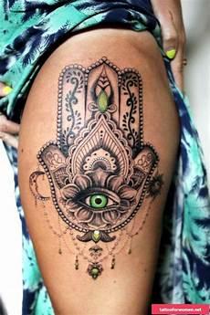 green eye hamsa