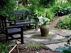 chanticleer part 2 garden seating carolyn s shade gardens