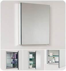 spiegelschrank in wand eingelassen faucet fmc8058 in mirror by fresca