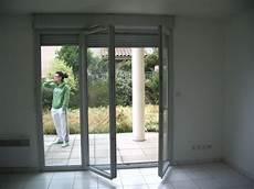 baie vitrée prix remplacer fenetre par baie vitr 233 e id 233 e de travaux et fenetre