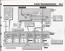 ford e4od mlps wiring diagram repinning mlps connector to 95 style ford bronco forum