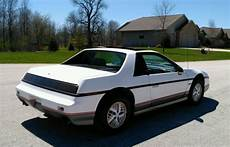 automotive service manuals 1984 pontiac fiero seat position control 1984 pontiac fiero indy 500 pace car 1 owner low mi 4 speed 30mpg look no reser for sale