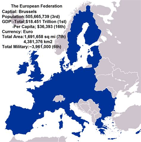 When Was The European Union Formed