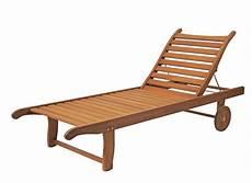 chaise longue jardin sun chaise longue naturel h 82 x larg 70 x 190 cm