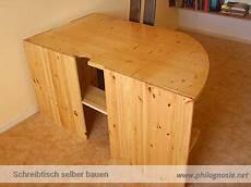 Schreibtisch Selber Bauen Aus Holz Anleitung Philognosie