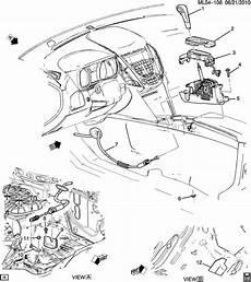 2011 chevy equinox engine diagram shift automatic transmission
