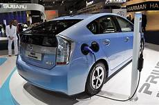 2012 toyota prius in hybrid now offers 111 mpge