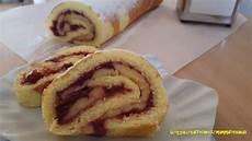 Rotolo Con Crema Pasticcera | rotolo alla marmellata e crema pasticcera ferny ai fornelli