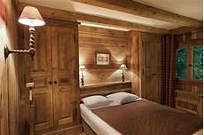 schlafzimmer alpenstyle chalet sommet courchevel 1850 alpine guru