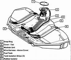 1994 Pontiac Grand Am Location Of Fuel Filter And Fuel