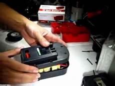 black decker battery