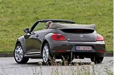 Vw Beetle Cabriolet Gebrauchtwagen Test Autobild De