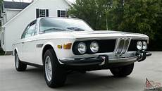 1971 Bmw 2800 Cs With 3 5l Fuel Injected Engine And 5 Speed