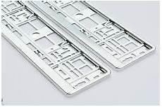 kennzeichenhalterungen zum auto tuning g 252 nstig kaufen ebay