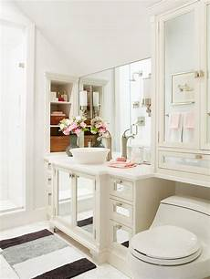 color ideas for a small bathroom small bathroom color ideas better homes gardens
