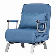 costway fauteuil convertible fauteuil lit chauffeuse 1