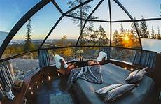 Iglu Hotel Finnland - igloo hotel finland levin iglut golden crown