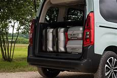 Citro 235 N Berlingo 2020 Practicality Boot Space