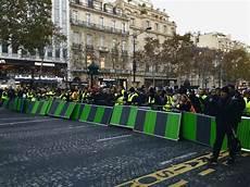 greve 17 novembre 2018 manifestation parisienne des gilets jaunes 224 le 17