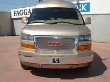 Buy Used 2010 GMC SAVANA 2500 CUSTOM VAN CONVERSION In