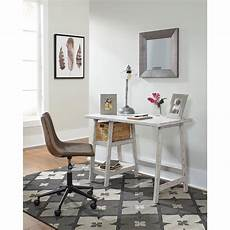 small home office furniture signature design by ashley mirimyn home office small desk