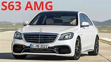 2018 mercedes s 63 amg 4matic facelift design and