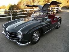 Sold 1957 Mercedes 300 Sl Gullwing Grundfor
