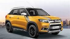 Maruti Suzuki Vitara Brezza Suv Gets A Sports Limited