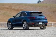2015 Porsche Macan S Macan Turbo Test Motor Trend