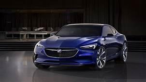 2016 Buick Avista Concept  GM Authority