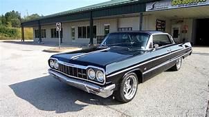 SOLD 1964 Chevrolet Impala 2dr HardtopFor Sale