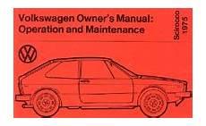 car repair manuals download 1985 volkswagen scirocco interior lighting vw volkswagen scirocco owner s manual 1975 bentley publishers repair manuals and automotive