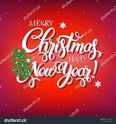 merry christmas happy new year 2018 stock vector 727952200
