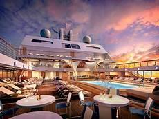 latest luxury cruises