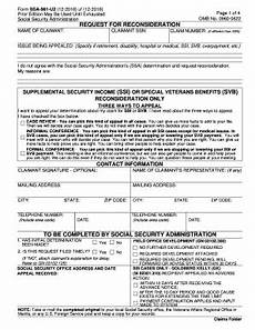social security form templates fillable printable