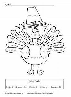 division worksheets how to 6207 turkey color by numbers thanksgiving math worksheets numerical expression free math