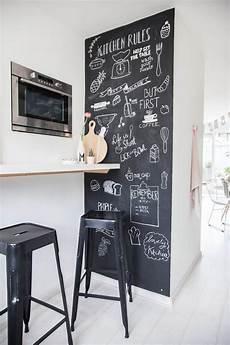 Mur En Ardoise L Astuce D 233 Co Et Pratique De La Cuisine