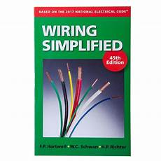 wiring simplified 45th edition diy electrical installation guide erb ws the home depot
