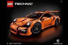 Build Your Lego Introduces Porsche 911 Gt3 Rs Replica