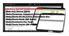 fokus guru aplikasi master pembukuan bpp bendahara pengeluaran pembantu