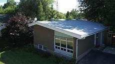 toiture a faible pente une toiture 224 faible pente parfaite r 233 novation bricolage