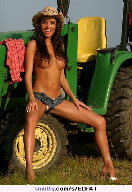 Girls Nude On John Deere