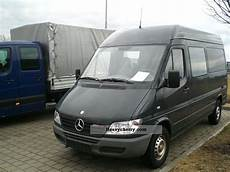 Mercedes Sprinter 213 Cdi 2005 Box Type Delivery
