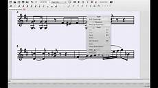 create sheet music for visually impaired musicians with musescore youtube