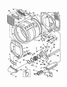 how is it to replace a heating element a kenmore electric dryer
