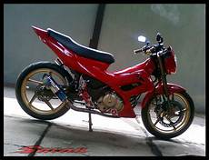 Modifikasi Fu 2012 by Cxrider Modifikasi Satria Fu Gagah Cxrider