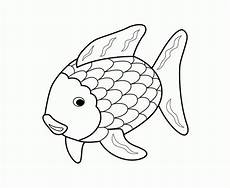 water animals printable coloring pages 17265 printable 17 rainbow fish coloring pages 5144 rainbow fish fish coloring page rainbow