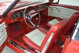 1966 FORD MUSTANG CONVERTIBLE A CODE 289 V8 AUTO PONY