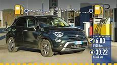 Fiat 500 Consommation Fiat 500x 1 3 150 Essence Le Test De Consommation R 233