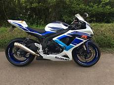 Suzuki Gsx R 750 K8 25th Anniversary Edition
